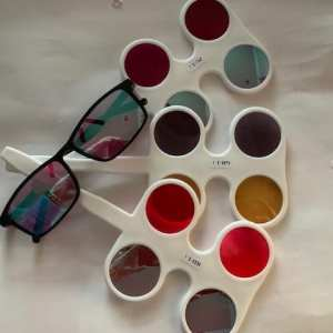 Ray Ban Color Blind Glasses Test Kit