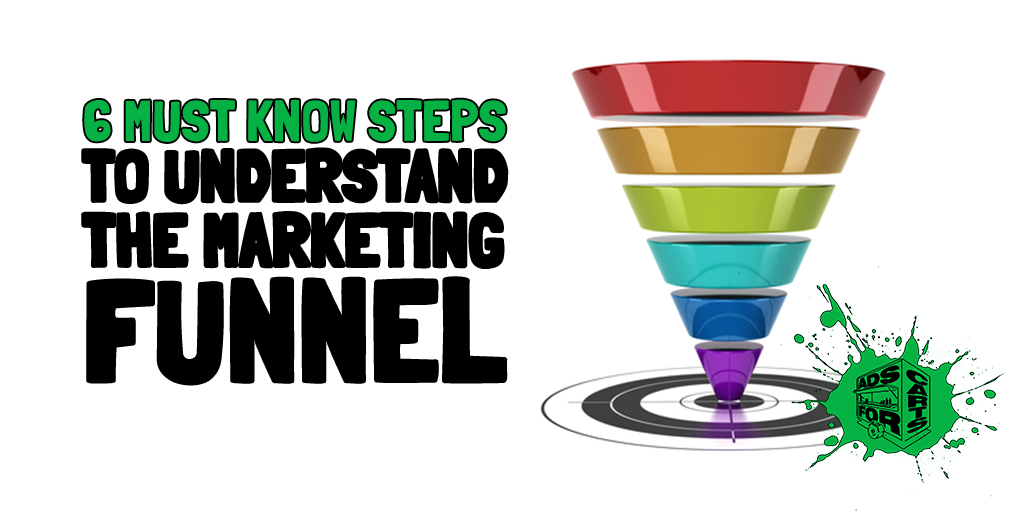 6-Must-Know-Steps-to-Understand-The-Marketing-Funnel