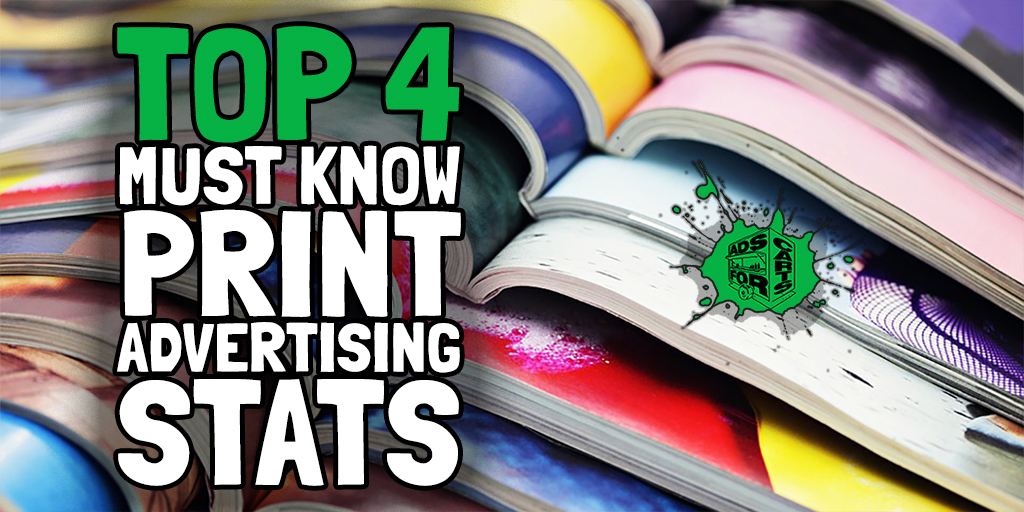 top 4 must know print advetising statistics