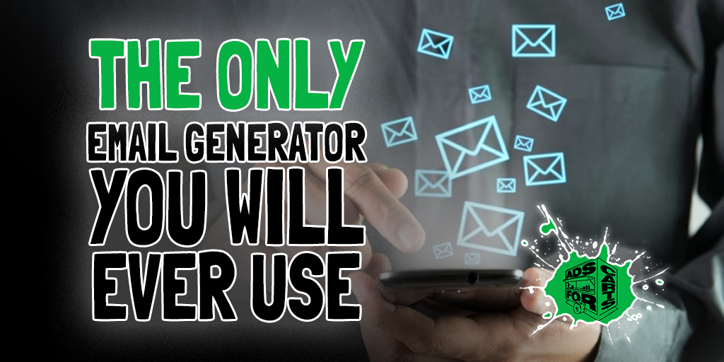 The-Only-Email-Generator-You-Will-Ever-Use