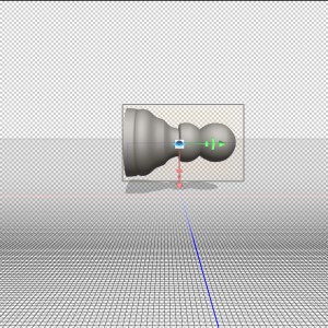Photoshop 3D rotation on z axis