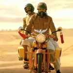 Rajasthan Tourism Bike Ad