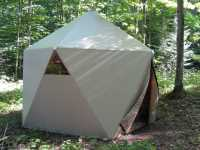 Yurt (Large Heavy Duty Tent) - New $1,100 (Marquette ...
