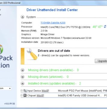 Descargar DriverPack Solution Gratis Ultima versión en español 2020 2