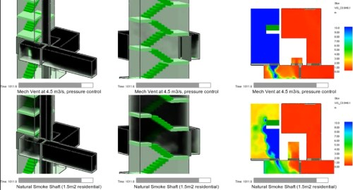 small resolution of  for an emergency situation and also for fume ventilation within a car park please find below examples of recent cfd models that have been completed