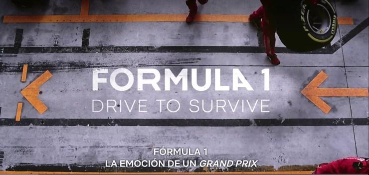Fórmula 1 la emoción de un Grand Prix - series de coches