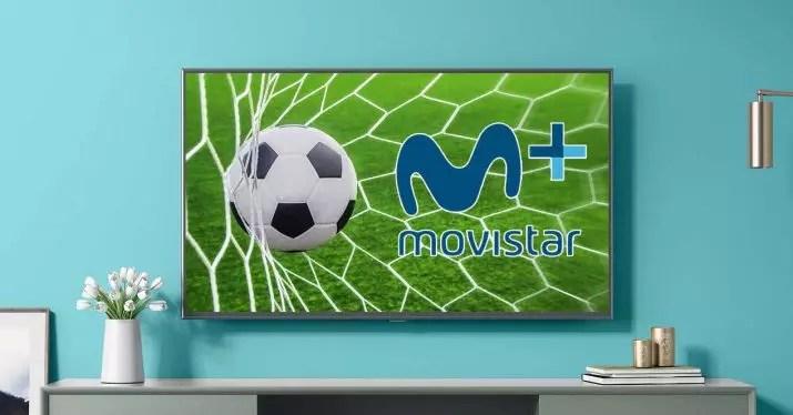 movistar+ futbol canales