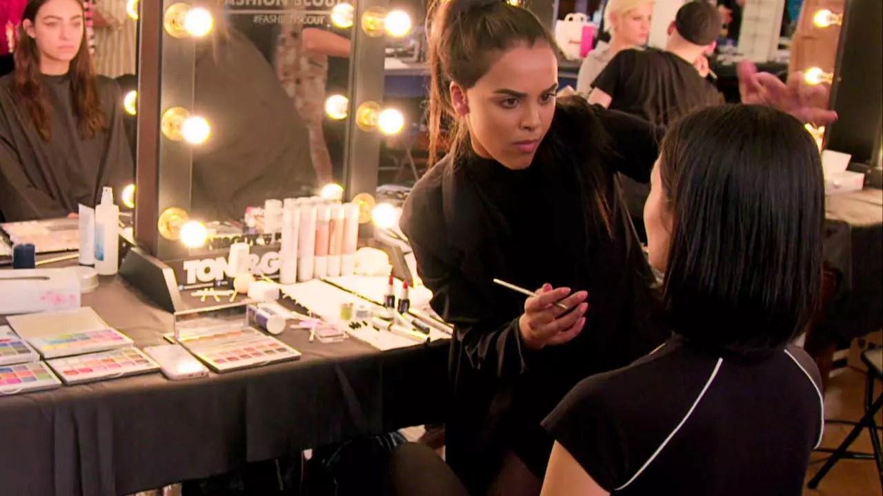 Artistas del maquillaje
