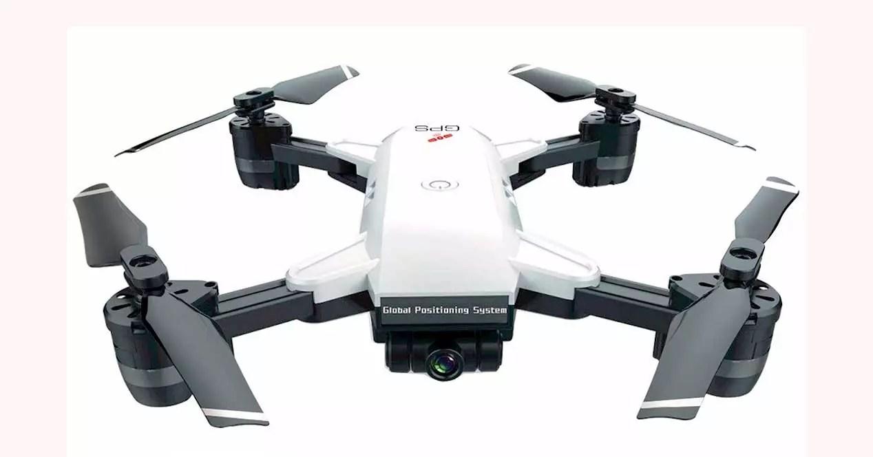 drones con cámara - IDEA10