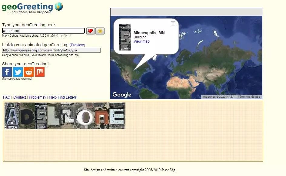 Geo - Webs más raras