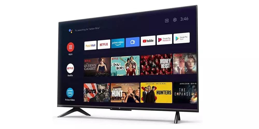 Smart TV Xiaomi Smart TV P1 con Android