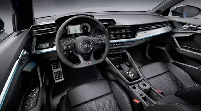 Interior Audi A3 Sportback 40 TFSIe