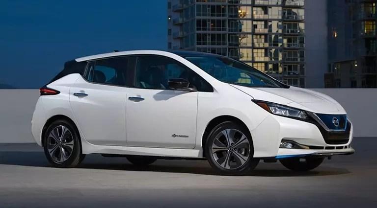 Actualidad Nissan Leaf