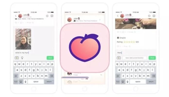 peach a forgotten social network
