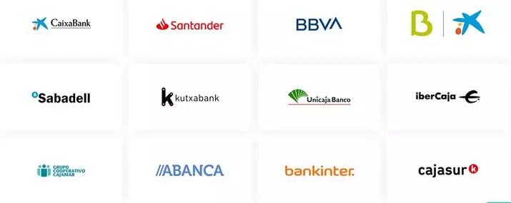 Transferencias entre diferentes bancos