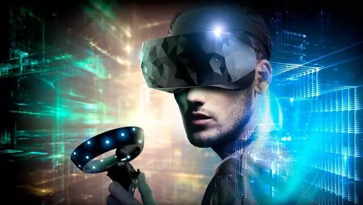 Modela 3D con realidad virtual