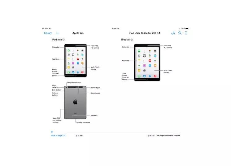Apple confirma por error los nuevos iPad Air 2 y iPad mini 3