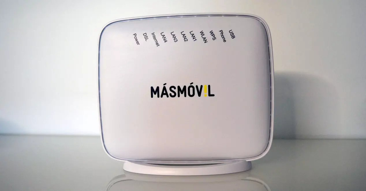 masmovil router