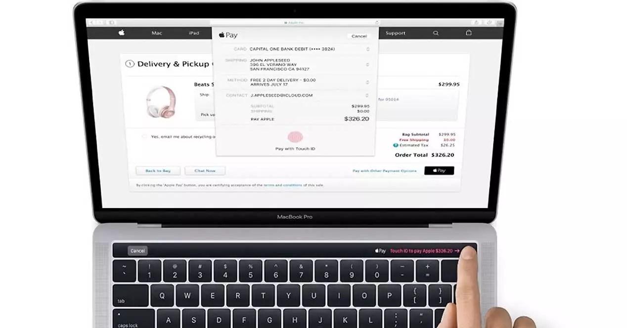 El nuevo MacBook Pro 2016 de Apple es oficial y llega con