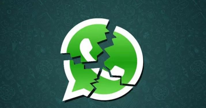 WhatsApp sin soporte