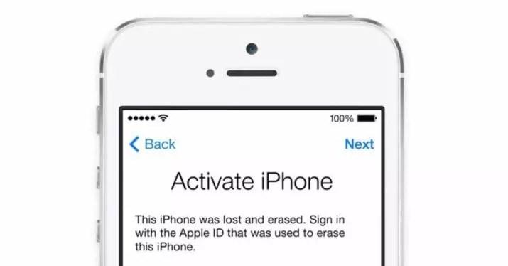 Apple retira la web para comprobar si un iPhone es robado