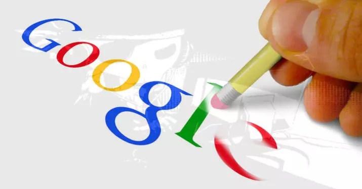 Google contenidos pirata