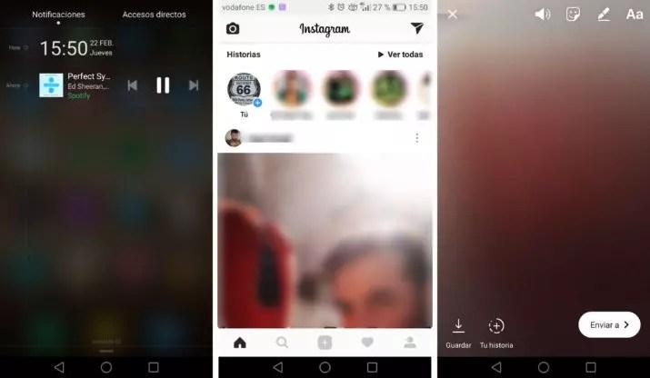 añadir música a tus historias de instagram