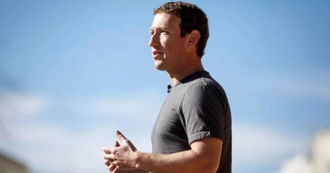 Ver noticia 'Mark Zuckerberg ha borrado sus chats en Messenger 'por si acaso''