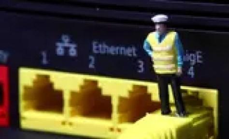 Miles de routers de un operador han tenido puertos abiertos que permitían hackearlos a distancia