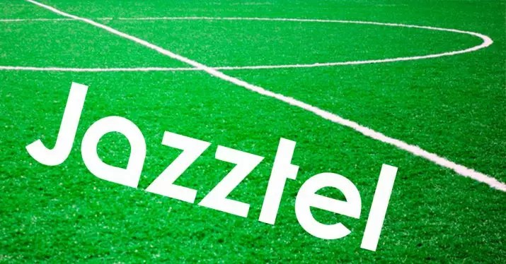 jazztel fútbol