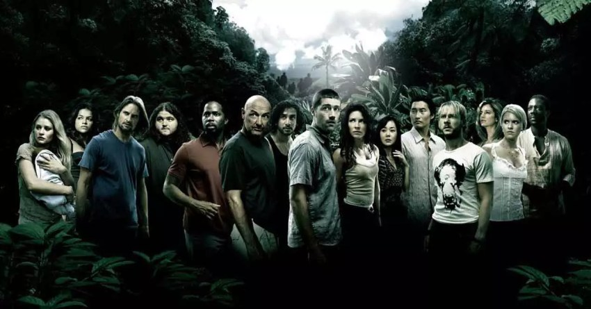 best series of all time - Lost
