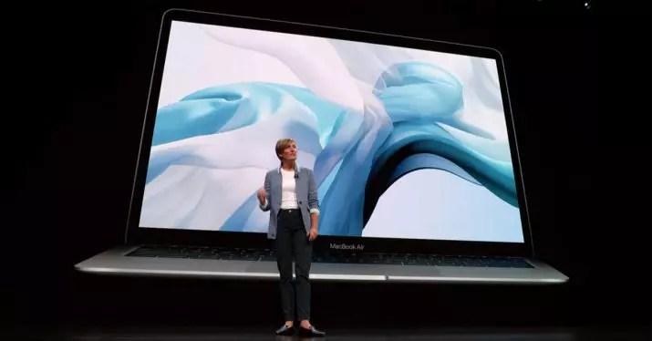 nuevo macbook air 2018 retina