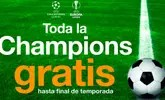 Orange responde a Movistar y también ofrecerá Champions League gratis hasta final de temporada