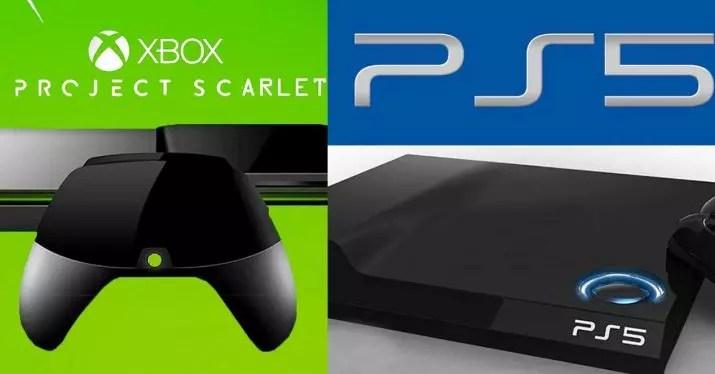 xbox scarlett ps5 amd gonzalo