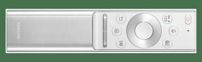 Samsung QLED remote control