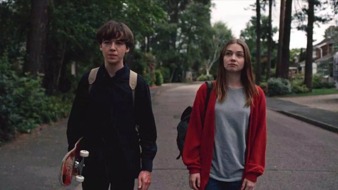 The end of the world F ***