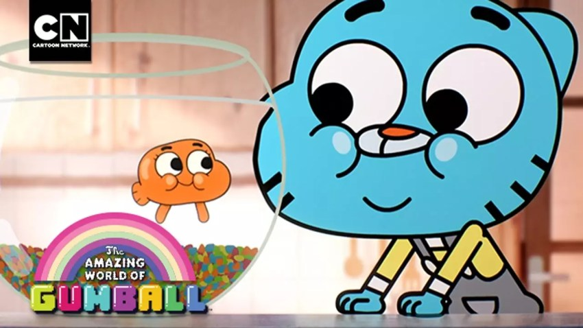 Best American Animation Series - Gumball and Darwin