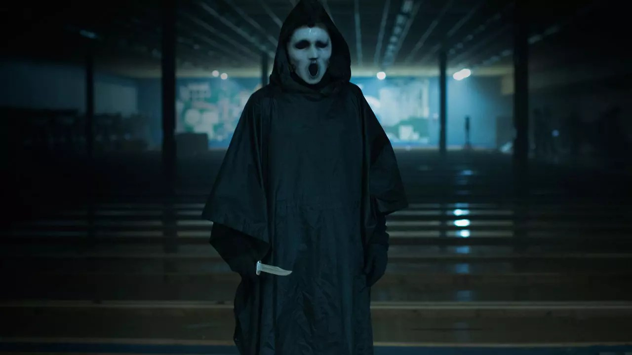 Scream Netflix - Series y peliculas para Halloween
