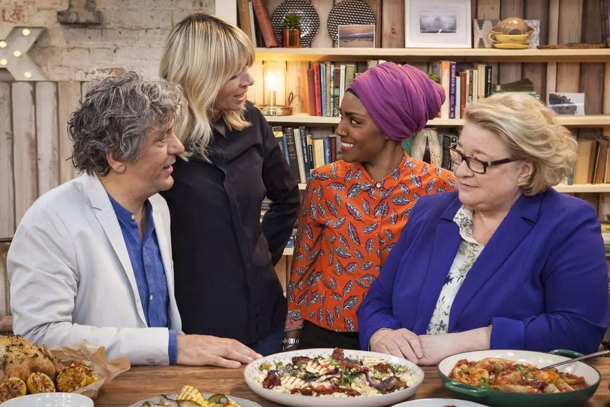 Mejores series de comida - The Big Family Cooking Showdown