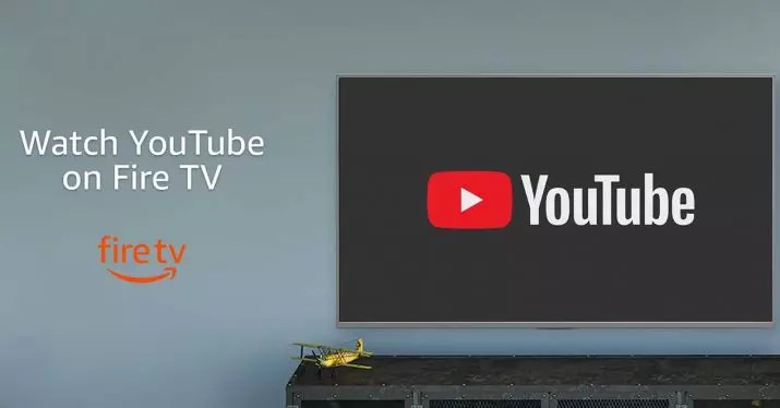 youtube fire tv amazon