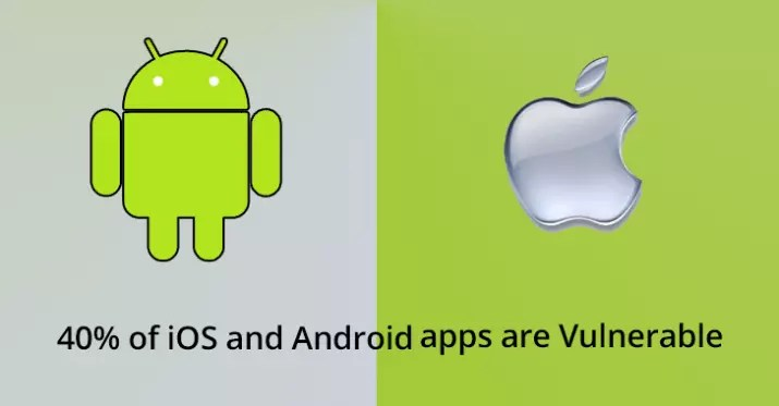 apps iOS y android vulnerables