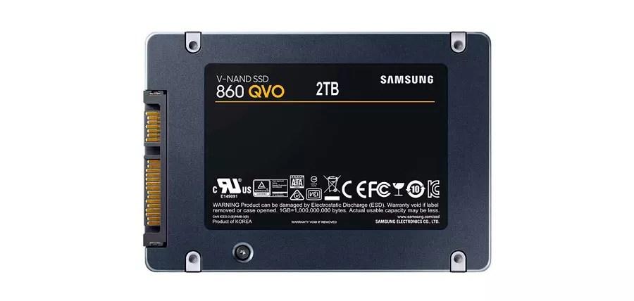 Samsung 860 QVO