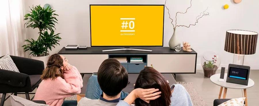 Televisión Movistar Home
