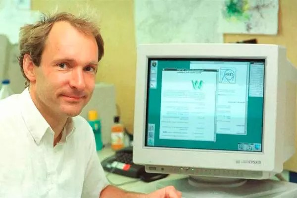 Tim Barners-Lee, creador de la WWW
