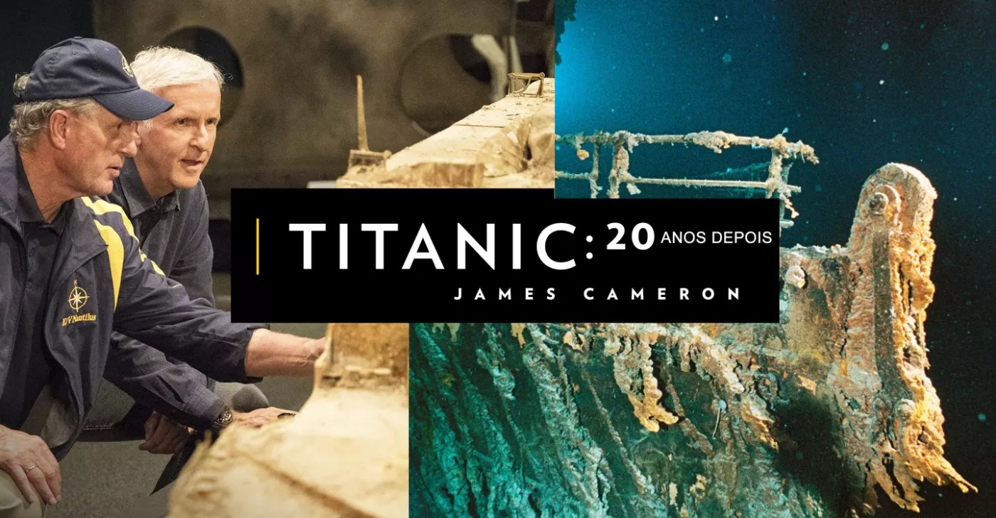 Titanic 20 Years Later with James Cameron (2017)