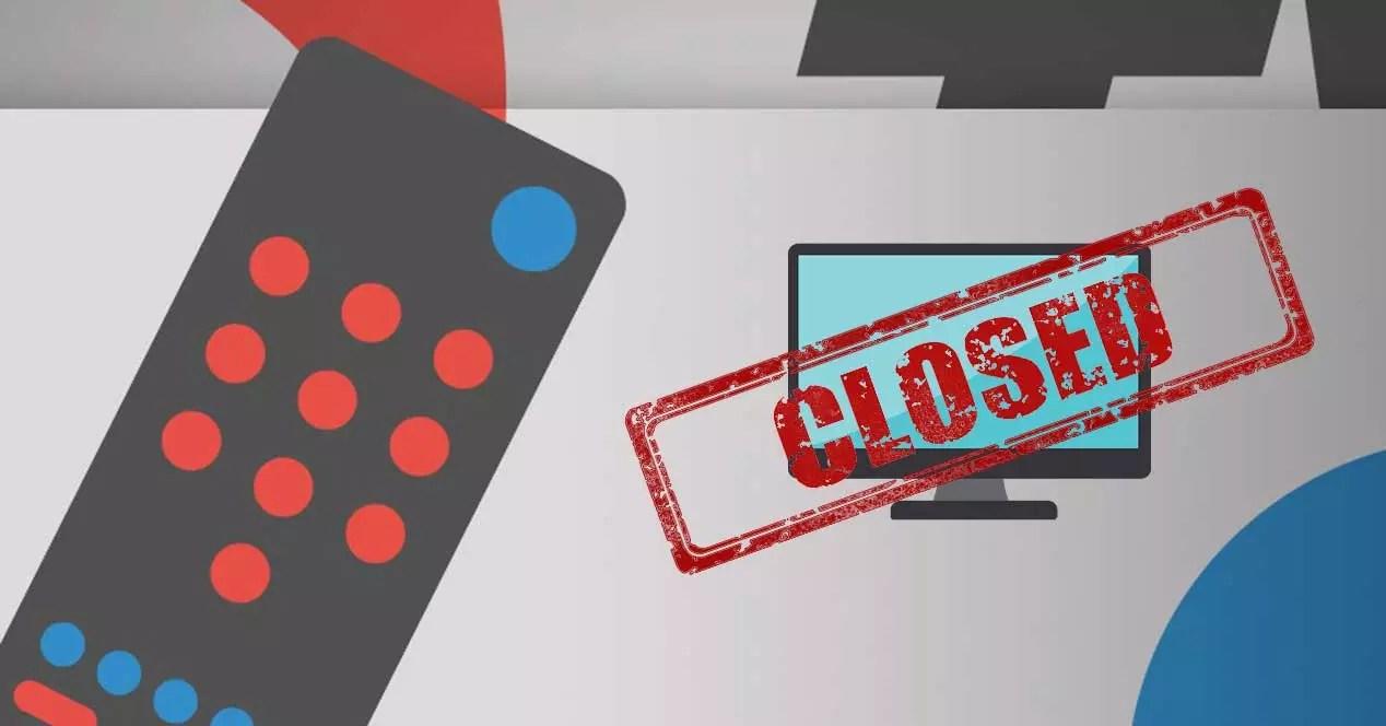 web streaming iptv descargas cerrada