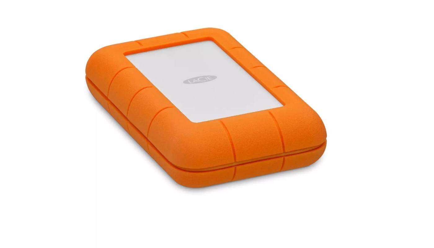 LaCie Rugged Mini - Accesorios Smart TV