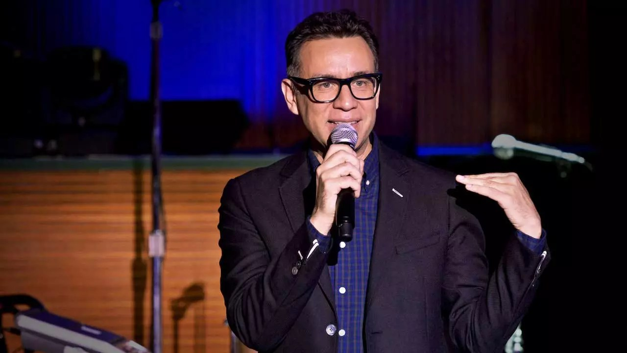 Fred Armisen: Stand Up For Drummers