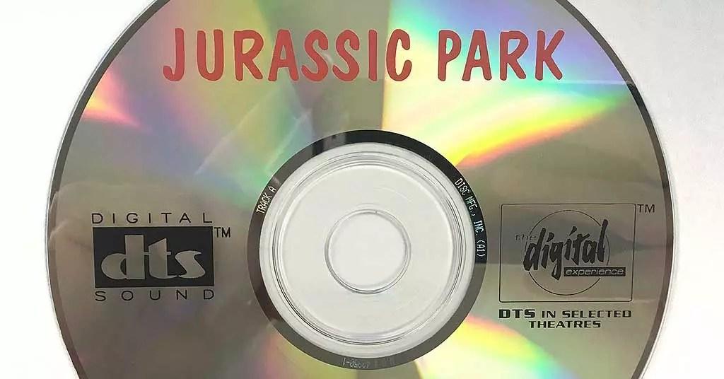 DTS Jurassic Park - Sonido surround