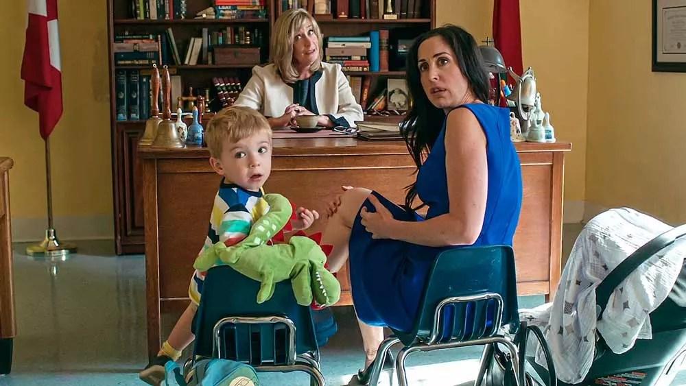 Madres trabajadoras - Mejores series para padres y madres
